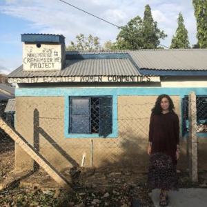 """Photo from 2019 Kenya """"Health By All Means"""" intern, Caitlin Attaway."""